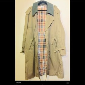 Burberry Jackets & Coats - Burberry Trench Coat